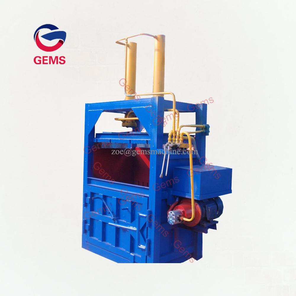 Hot Sale Corn Cob Silage Press Packing Compress Baler Machine