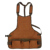 Durable Tool Apron 16oz Waxed Canvas Work Shop Aprons for Men and Women