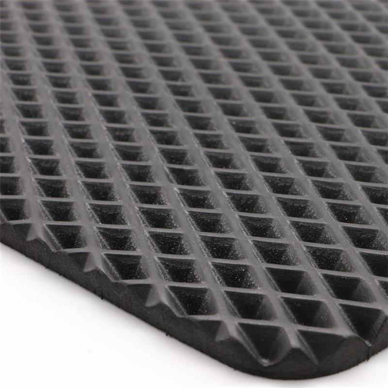 Waterproof Diamond EVA foam sheets for car floor mats