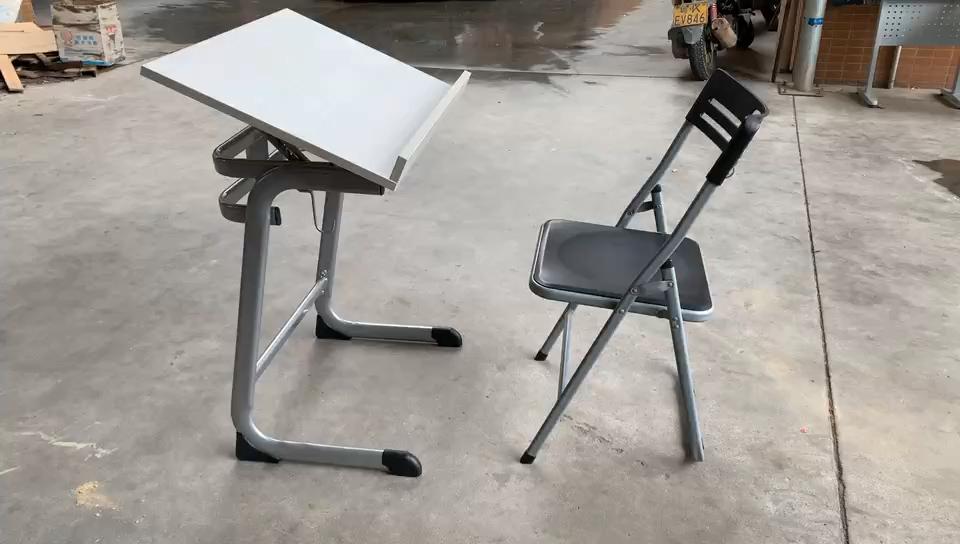 الصانع عالية الجودة MDF طاولة رسم قابل للتعديل الفنان