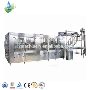 Good quality factory directly big mineral water plant beverage packaging firm making process Made In China Low Price