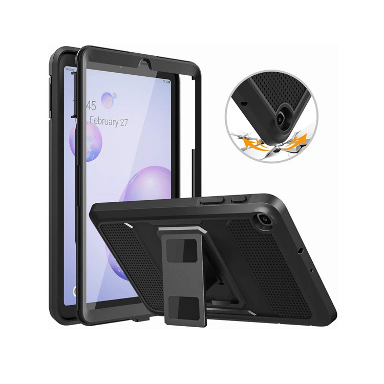 MoKo Full body Shockproof Rugged Stand Case for Samsung Galaxy Tab A 8.4 2020 SM-T307