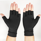 Wrist Brace Comfortable Anti-Slip Cycling Riding Sport Half Finger Gloves