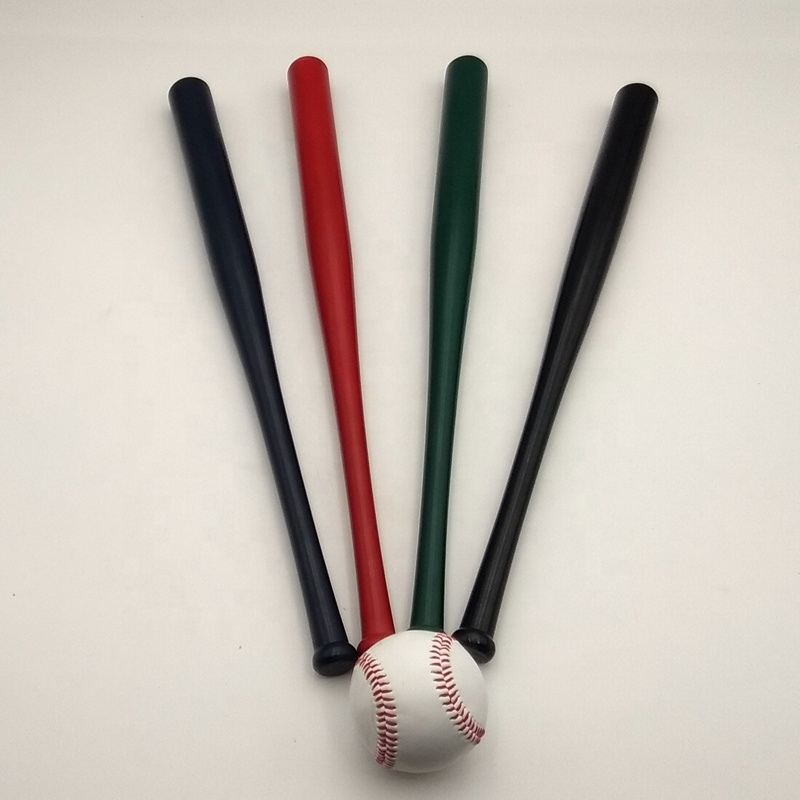 Custom color 18 inches baseball bat for decoration
