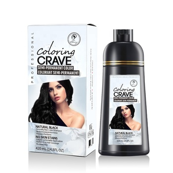 semi-permanent hair color best hair dye without ammonia private label shampoo black hair