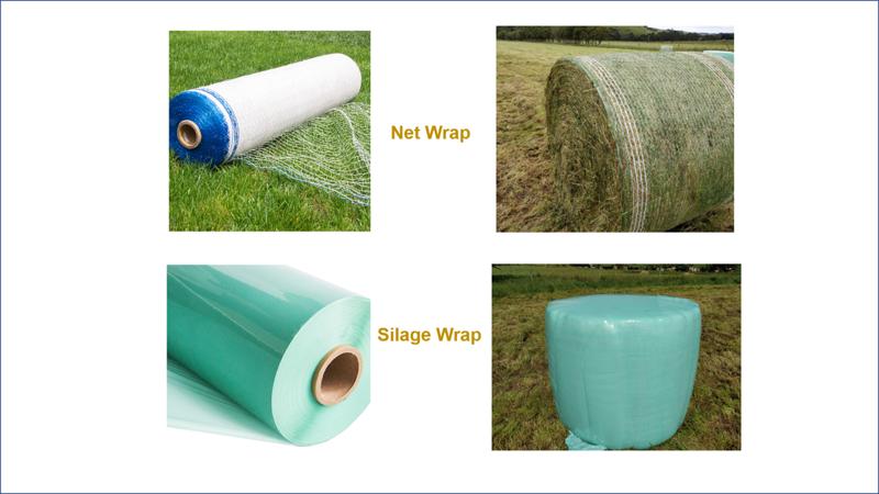 100% Polypropylene Baler Twine Rope Nhà Sản Xuất Cho Các Kiện Hình Vuông Lớn