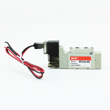SMC Type SY Series SY3120 Single Acting Mini Japan SMC Pneumatic Air Solenoid Valves