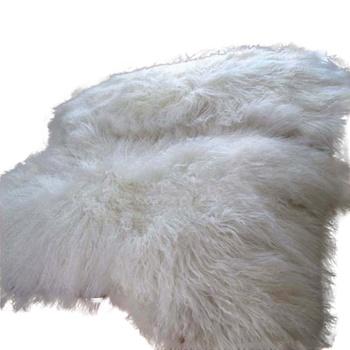 Animal Fur Rug Mongolian Lamb