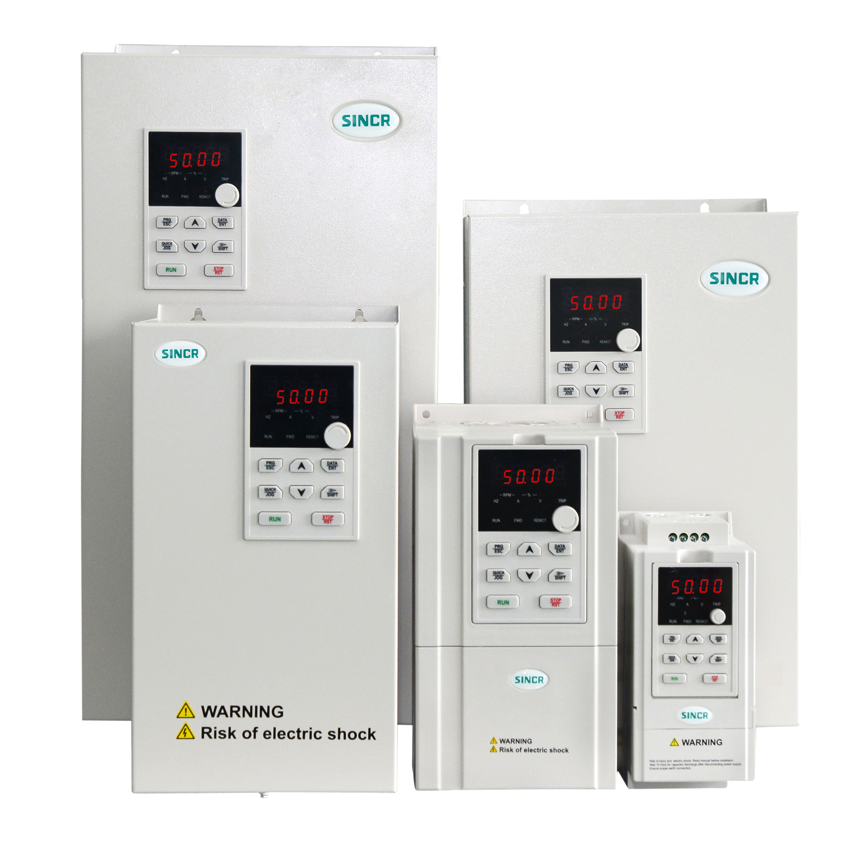 0.75KW-630KW Output 3 Phase 220V/380V AC Converter Variable Frequency Drive VFD Low Frequency Inverter