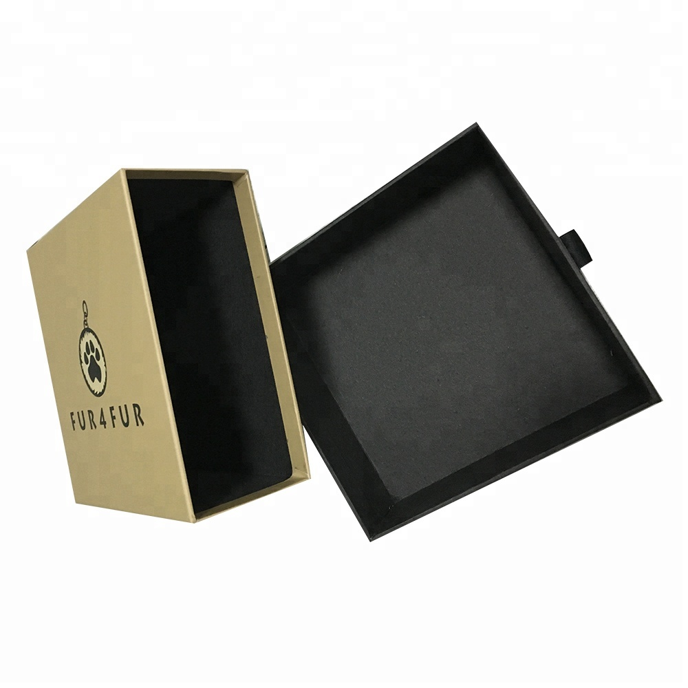 Cheapest Price For Your Option Drawer Type Paper Boxes Cardboard Sliding Gift Box