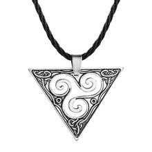 Cxwind Модный Круглый дисковый компас с гравировкой, ожерелье с кулоном, кулоном в мусульманском стиле, кулоном в стиле ретро для женщин, звезд...(Китай)