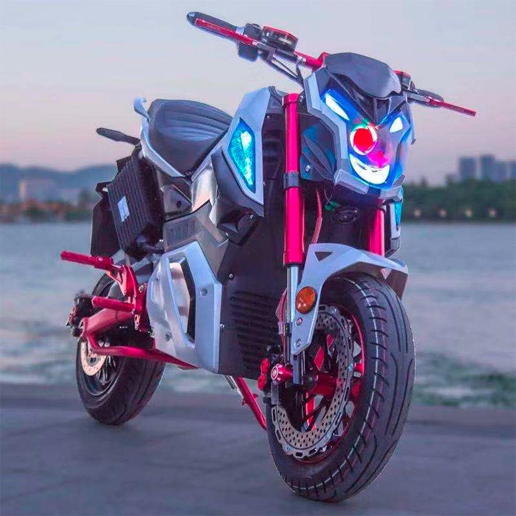 Super Speed Adult Racing Electrical Motorcycle With High Speed