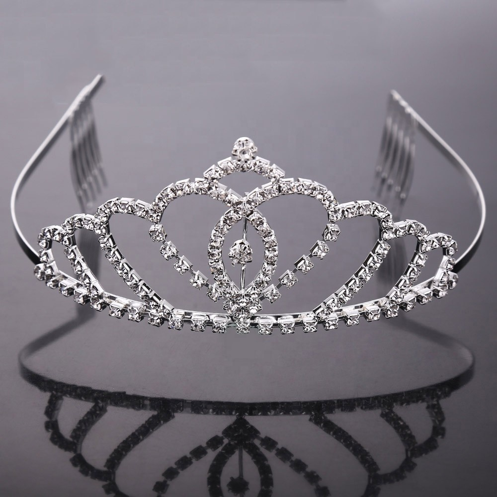 2015 nouveau arrivé mode couronne nuptiale vente en gros couronnes de reconstitution historique et diadèmes accessoires de cheveux de mariage diadème