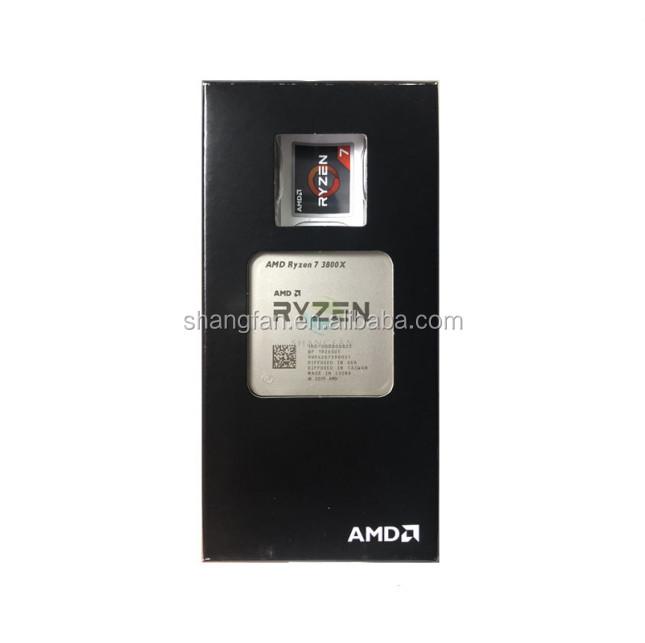 New For Ryzen 7 3800x R7 3800x 3 9 Ghz Eight Core Sixteen Thread Cpu Processor 7nm L3 32m 100 000000025 Socket Am4 No Fan Buy For Ryzen 7 3800x R7 3800x R7 3800x Product On Alibaba Com