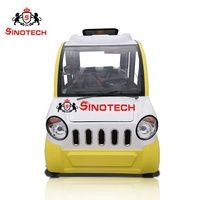 china factory Four Wheels enclosed Electric Mobility car for sale
