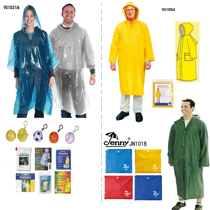 1Pc Disposable Adult Emergency Waterproof Rain Coat Poncho Rainwear Rainsuit