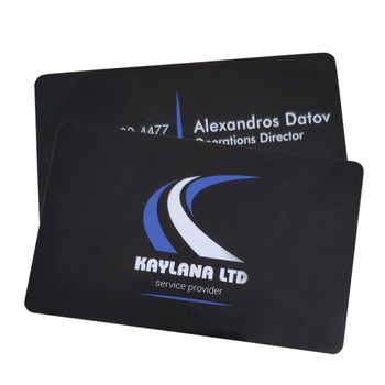 CR80 credit card size plastic pvc card printing custom letterpress pvc business cards printing