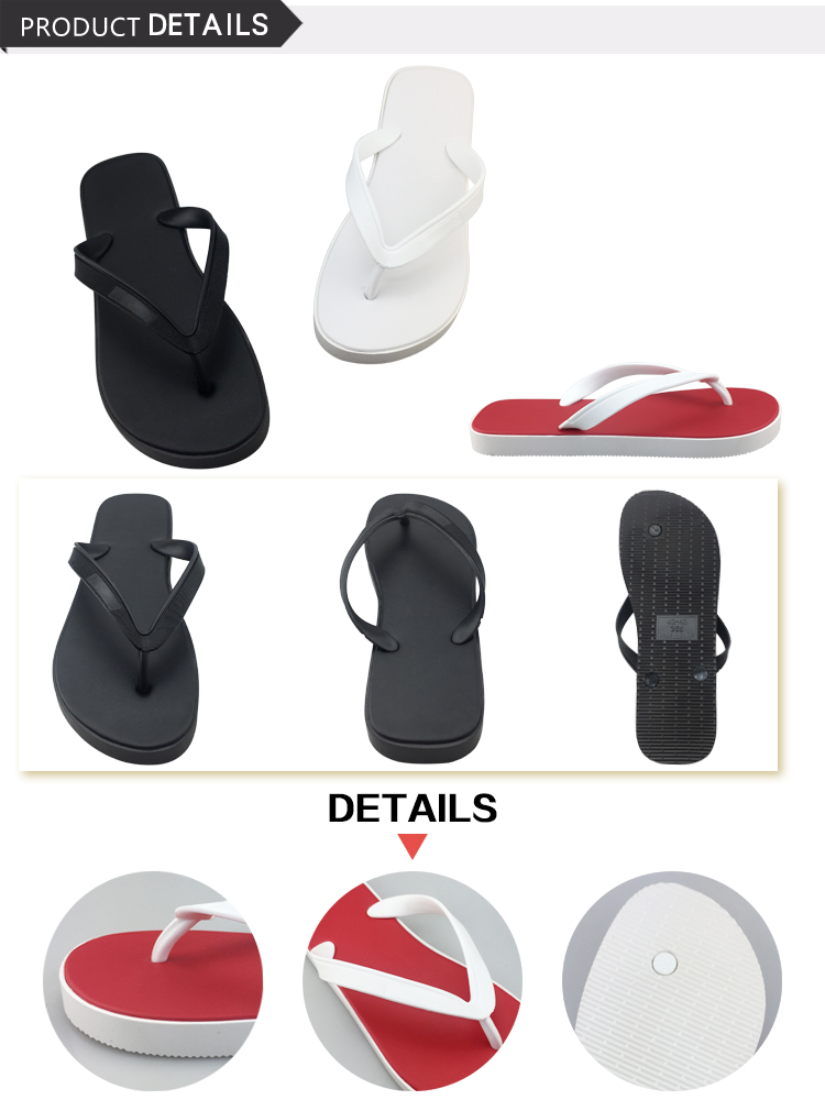 Summer Unisex Wholesale Women Beach PVC Printed Custom Flip Flops