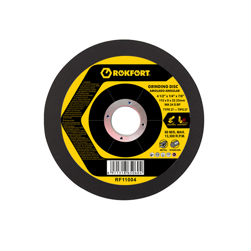 """ROKFORT Metal and Steel Cutting Disc 4"""" 5"""" 6"""" inch wholesale welding electrodes cutting wheel 11 tile cutting wheel"""