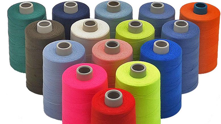 60/2 Túi Đóng Thread Và Vải Spun Polyester Sewing Thread