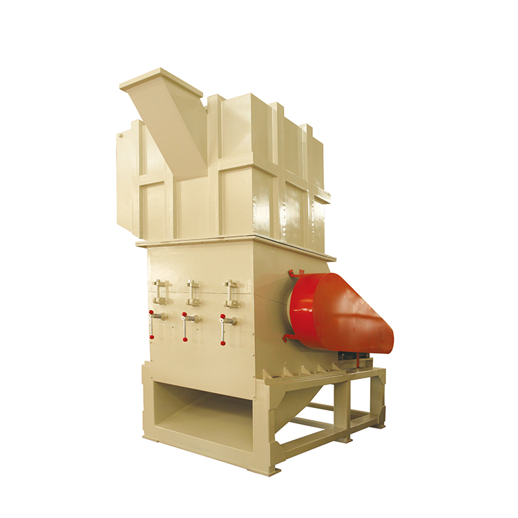 Multifunctionele Enkele As Shredder Plastic Crusher