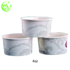 4oz Printed Drinking Disposable Coffee Ice Cream Tea Paper Cup