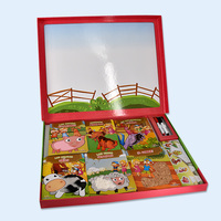 Whole set baby drawing toys book with color pen