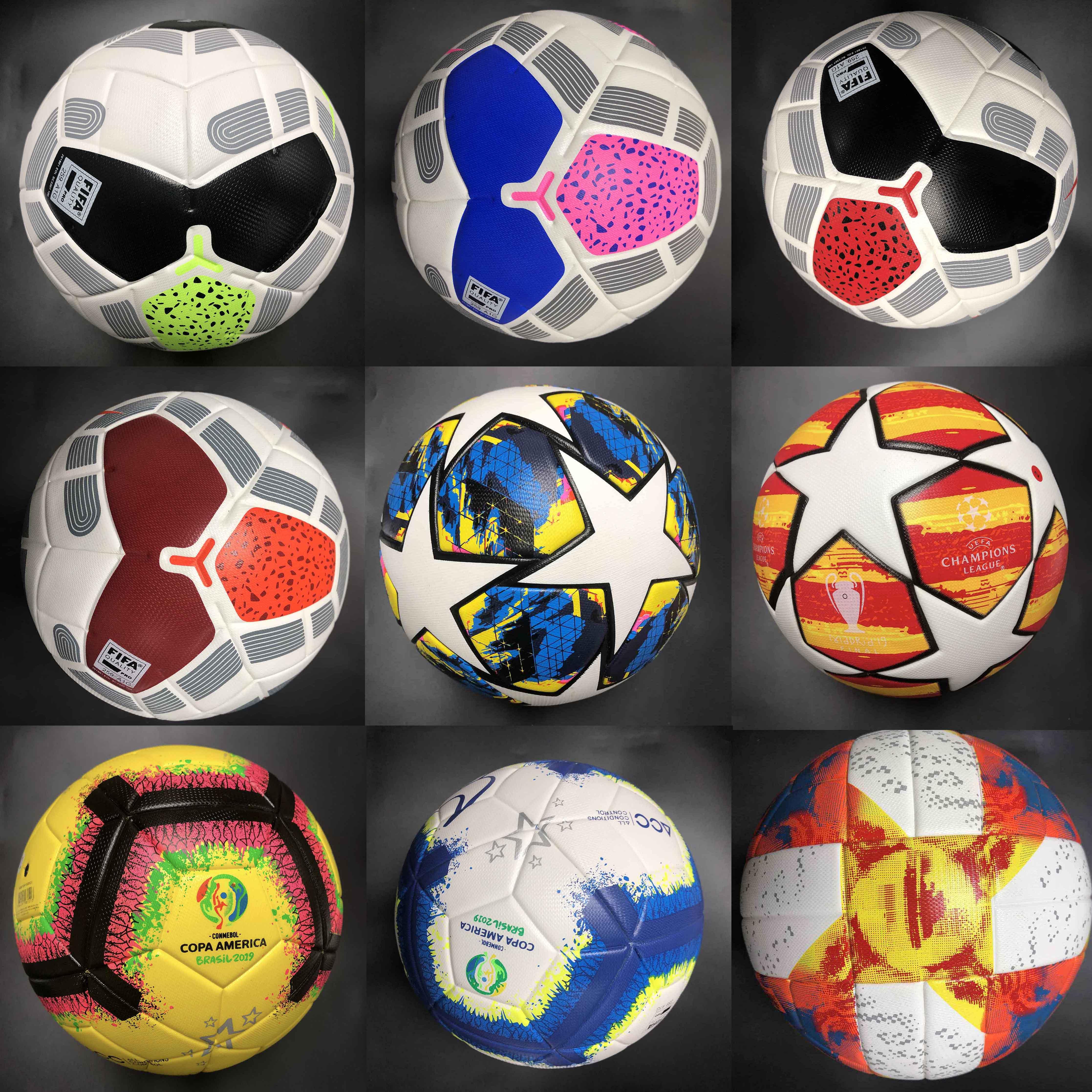 molten match official professional pu pvc argentina size 5 4 soccer football ball