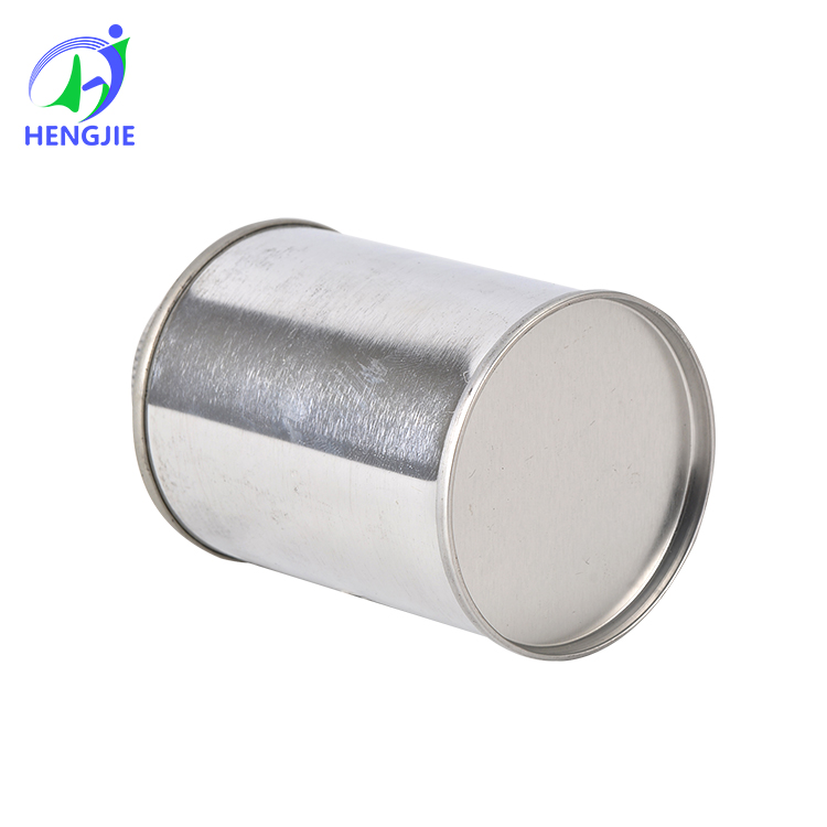 Customizable Tinplate Metal Material Glue Can Adhesive Container Packaging Tin Cans