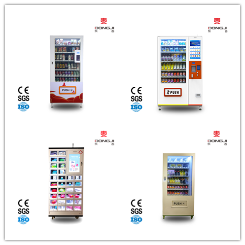 Vending Machine Manufacturer with ISO, Ce, SGS