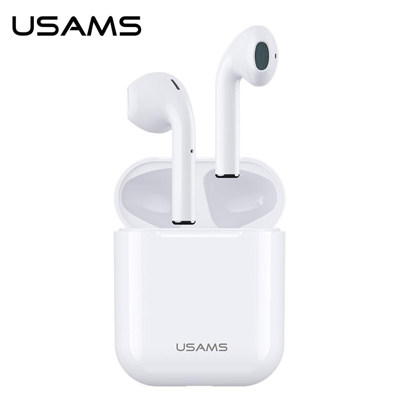 Usams Usams Yl Top Selling Tws Bt5 0 Mini Sport Earphone Headphone Earbuds Headset View Wireless Earphone Usams Product Details From Shenzhen Youshengshi Technology Co Ltd On Alibaba Com