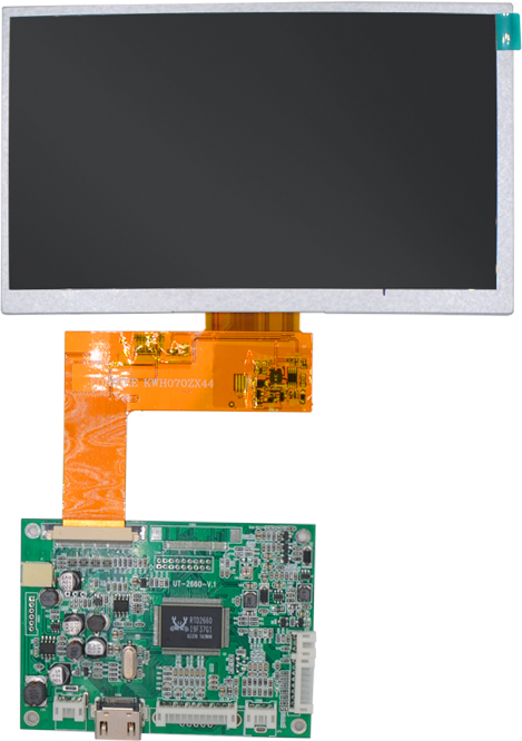 5inch tft lcd display
