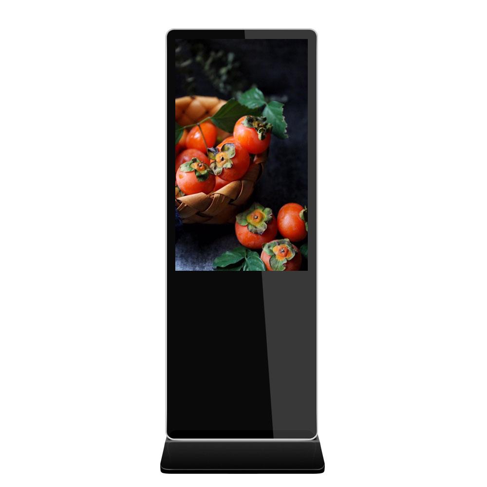 42 polegadas wifi tela interativa sensível ao toque de pé livre exibição de publicidade digital signage quiosques quiosque