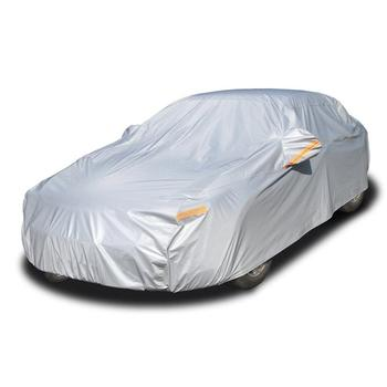 High quality wholesale Outdoor customized Full Cover Rain Sun UV Protection car cover