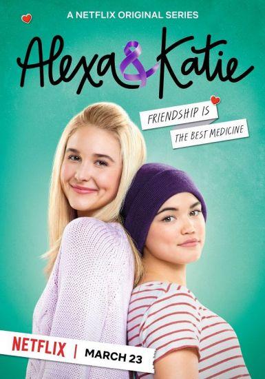 亚莉克莎与凯蒂 第一季