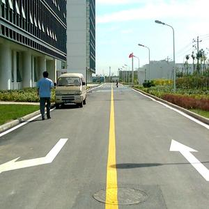 High Quality Thermoplastic Chlorinated Rubber Road Marking Paint In Road Marking Paint