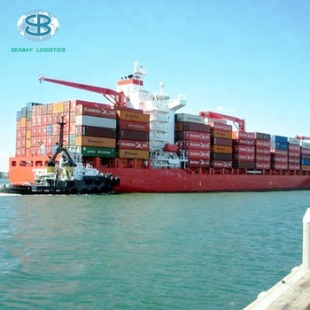 DDP China sea shipping freight from Shenzhen to Germany