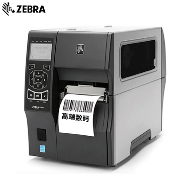 Zebra ZT410 203dpi/300dpi/600dpi Direct Thermal Transfer Industrial barcode label printer