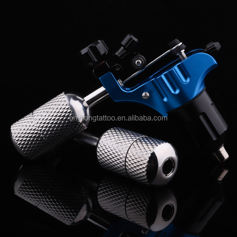 25mm Tattoo Auto-Lock Stainless Steel Grip