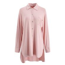 Модные женские офисные ночные рубашки , летние Ночные платья с длинным рукавом, нижнее белье , ночная рубашка , сексуальная одежда для сна, од...(Китай)