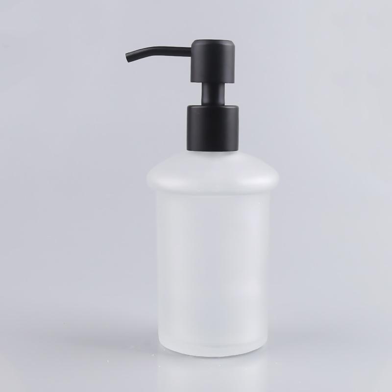 Chất lượng cao OEM thép không gỉ lotion bơm 24/410 kim loại kem dưỡng da bơm với chai thủy tinh