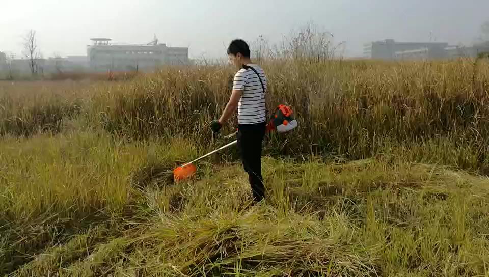 ポータブルライトガソリン草トリマー刈払機