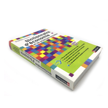 Wholesale full color student dictionary from english to arabic printing service