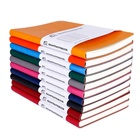 RONGTENG cheap notebook soft cover wholesale a5 soft leather journal with belly band