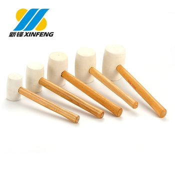 16OZ All Size Sledge Rubber Head Plastic Mallet Hammer