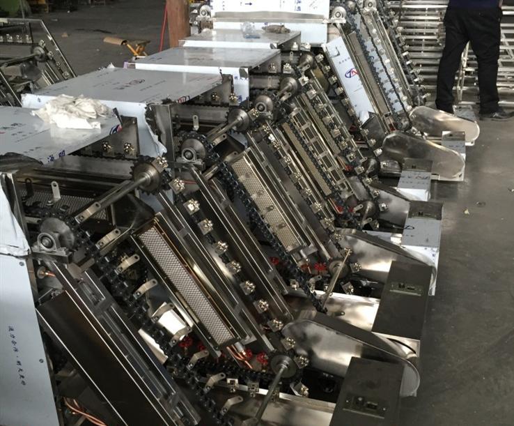 ケバブ Doner ガス Shawarma グリル機串機の価格