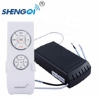 Factory Supply High-quality F2 1000w Manufacturer Ceiling Fan Remote Control