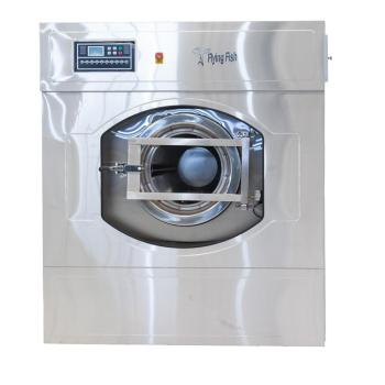 Industrial heavy duty 100kg washing machine for laundry shop