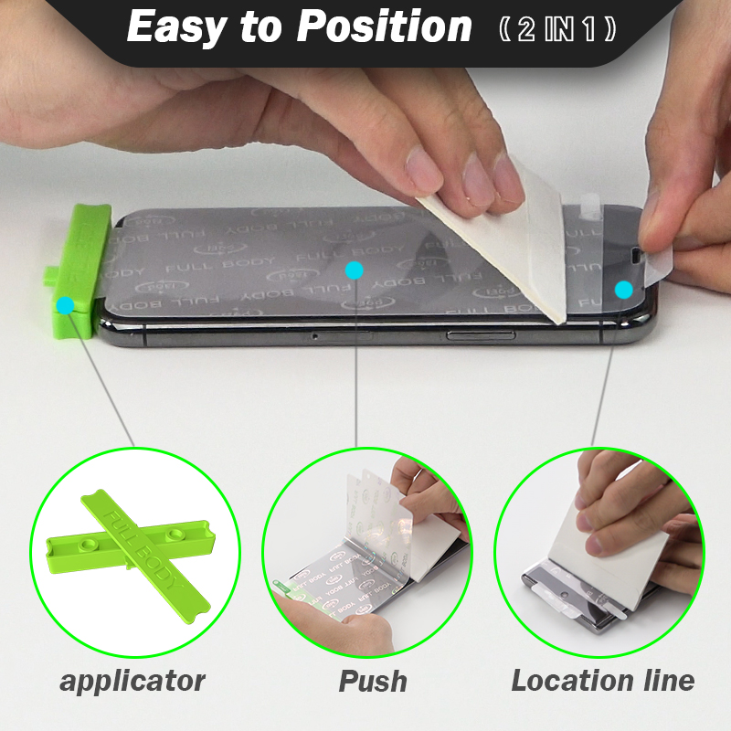 Soft TPU Transparent Protective Film For Samsung Galaxy S20 Anti-scratch Body stickers Screen Protector
