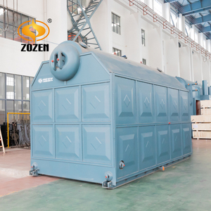 SZL Biomass Bagasse Fired 25 mt/ hr Water Tube steam boiler for textile industrial